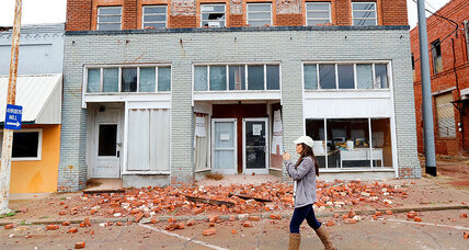 Oklahoma's earthquakes on the wane after wastewater rules take hold