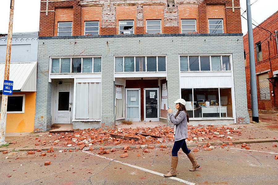 Oklahoma 39 s earthquakes on the wane after wastewater rules for 1492 new world latin cuisine oklahoma city ok