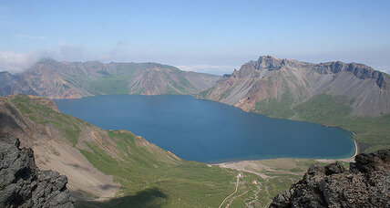 Mt. Paektu mystery: Biggest volcanic eruption but little effect on the climate?