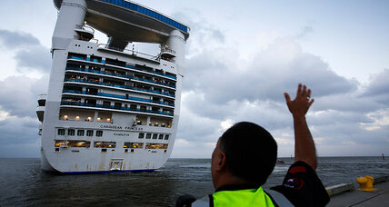 Carnival cruises to pay $40 million for deliberate pollution