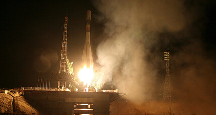 Russian cargo ship breaks apart after launch en route to space station