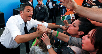 After helping put Renzi in office, Italian youth now look set to sink him