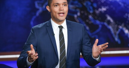 'The Daily Show' attempts to pop the 'news bubble' with a conservative guest
