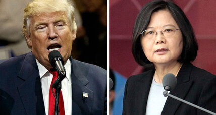 Why that Trump phone call to Taiwan is so controversial (+video)