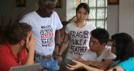 How MH370 relatives are taking the investigation into their own hands