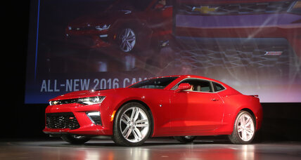 2017 Chevrolet Camaro is an improvement on a classic