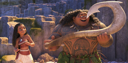 'Moana' tops box office again: How Disney set record with 'Moana' success