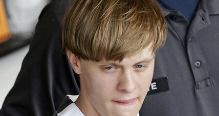 Is Dylann Roof trying to sabotage his own trial?