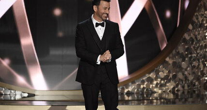 ABC gets the Oscars host it wanted with selection of Jimmy Kimmel