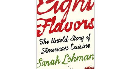 'Eight Flavors' is part travelogue, part history, and part recipe book
