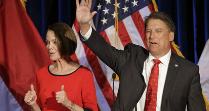 Democrats celebrate rare victory after N.C. Gov. Pat McCrory concedes