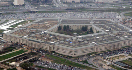 How could the Pentagon have wasted $125 billion?