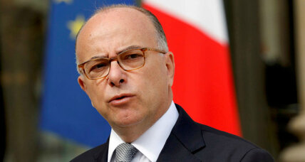 French President Hollande names new prime minister