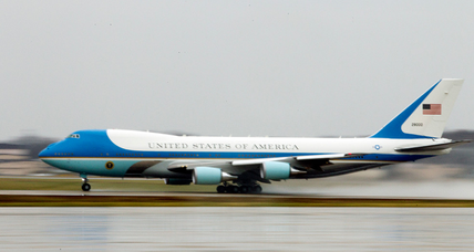 Why Trump says he wants to ditch plans for new Air Force One (+video)