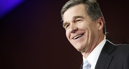 After a delayed win, North Carolina Gov. Cooper looks to the future