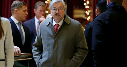 Why Iowa Gov. Terry Branstad is Trump's pick for ambassador to China