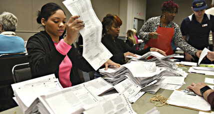 Weeks after election, what's the status on that recount?
