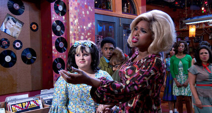 Did 'Hairspray Live!' win over reviewers with its message of acceptance?