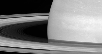 The secret to understanding Saturn's C ring? Dust.