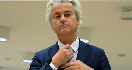Dutch court hands anti-Islam populist Wilders conviction, but no punishment