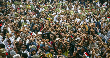 Amid fragile calm, Ethiopia's government faces critical juncture