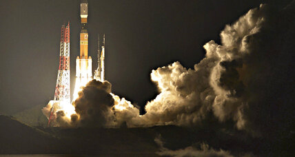 Why this Japanese space mission comes with a 2,296-foot whip