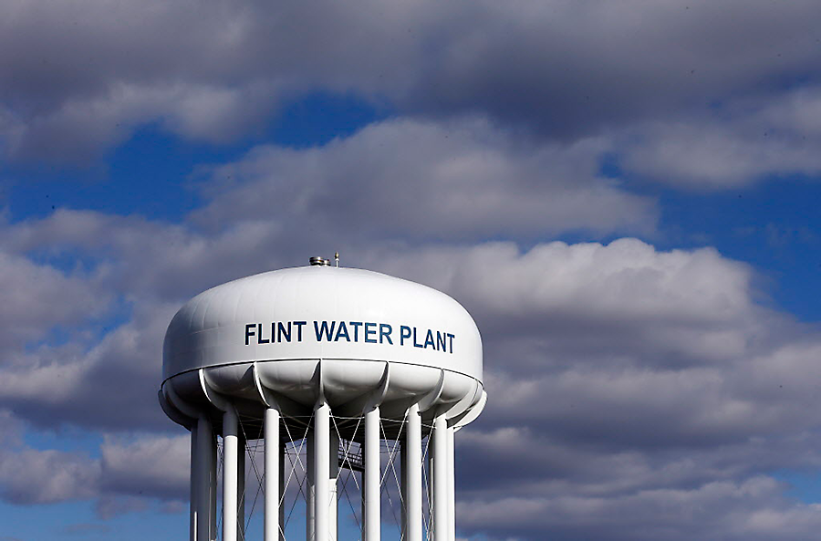 Can Flint Be Reborn Through Its Public >> Can This App Help Restore Trust In Flint S Water Csmonitor Com