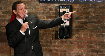 N.J. Gov. Joe Piscopo? Former SNL comic hopes he could harness 'Trump Effect.'