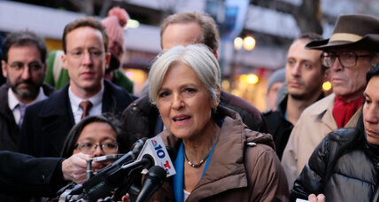 Federal judge dashes Green Party's Pennsylvania recount hopes