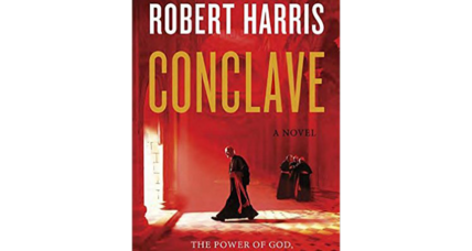 'Conclave' delves into the death of a pope and the process of replacing him