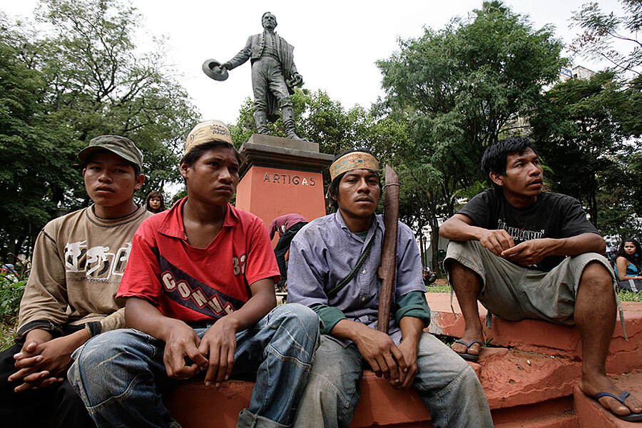 Did Paraguay blaze a trail in racial equality nearly two ...