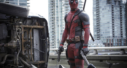 Golden Globes surprise with selection of R-rated superhero film 'Deadpool'