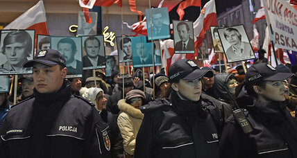 Amid debate over government, Poland's civil society roars to life