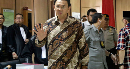 Jakarta Christian governor trial tests Indonesia's religious freedom (+video)