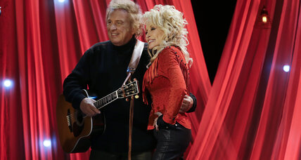 Dolly Parton raises money for 'my people,' victims of Tenn. wildfires