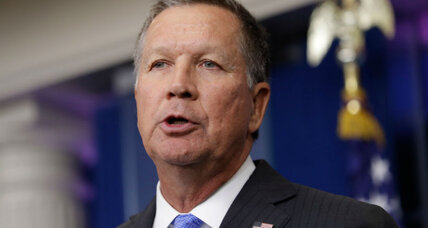 In Ohio, Kasich vetoes 'heartbeat' abortion bill in favor of a 20-week ban