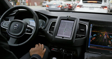 Uber vs. California DMV: legal showdown over self-driving cars