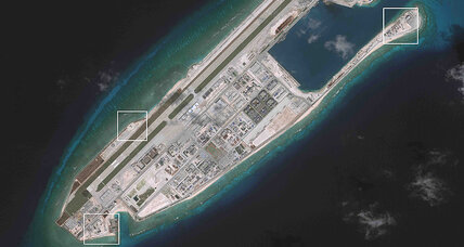 China installed weapons on hotspot islands in South China Sea, report says