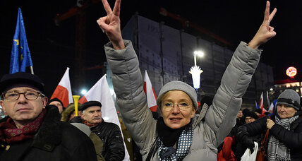 Why Polish rights groups oppose bill prioritizing 'nationally important' rallies