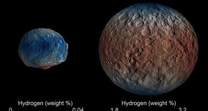 Ceres on ice: Scientists confirm vast stores of frozen water inside dwarf planet