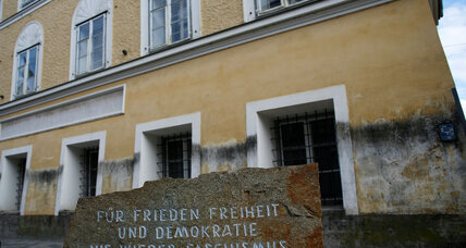 Austria to seize, but not destroy, Hitler's house. Here's why it matters.