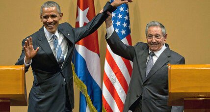 Why the US-Cuba thaw should continue