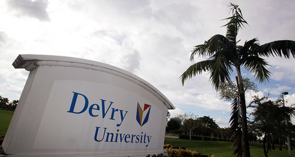 DeVry University agrees to $100 million settlement over misleading ads
