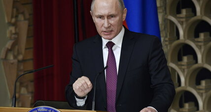 Why Putin is suddenly gaining popularity among conservatives