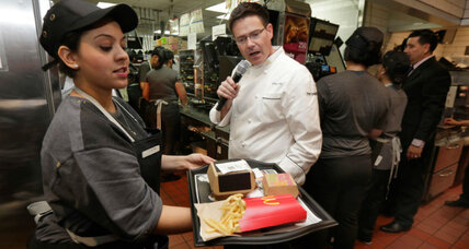 In ongoing struggle to maintain relevance, McDonald's begins delivery