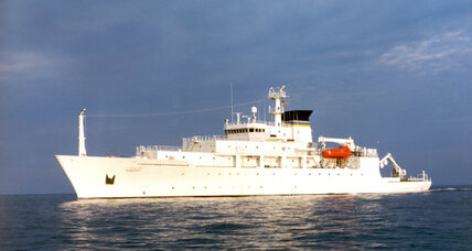Relations already tense, China warship seizes US Navy underwater drone