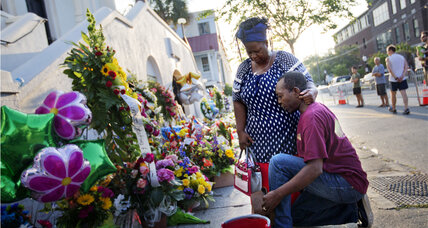 Roof trial stirs question: How do race and forgiveness intersect with justice?