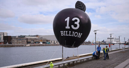 Ireland to appeal EU's 13 billion euro Apple tax order