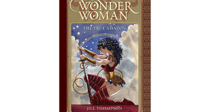 New books by woman comic creators amplify the 'Wonder Woman' saga