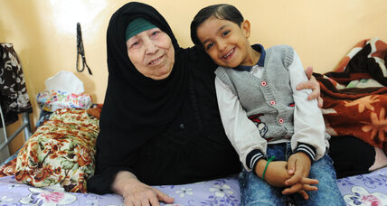 In Iraq, disruptions of war fray families' support for the elderly